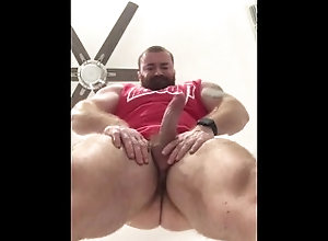 musclebear;alpha;bear;top;hairy;naked;dominant;balls;dick;cocky;cum;blowjob;onlyfans;guy;men;hung,Daddy;Muscle;Solo Male;Big Dick;Gay;Bear;Hunks;Jock;Tattooed Men Wes Norton...