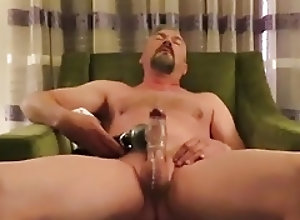 Men (Gay);Daddies (Gay);Masturbation (Gay) DaddyCam 52