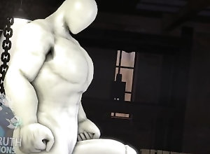 big-cock;public;outside;golem;muscle-fuck;nighdruthanimations;nighdruth-animations;sfm;source-filmmaker;size-difference;goo;absorption;buff;big-dick;huge-dick;hyper,Daddy;Muscle;Big Dick;Gay;Hunks;Straight Guys;Public;Jock;Cartoon golem suit muscle...
